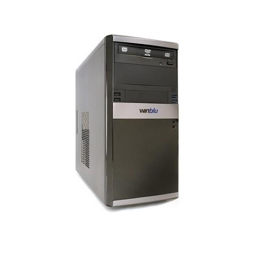 PC WINBLU ENERGY L2 4123 H410 INTEL G6400 4GBDDR4/2666 120M.2 DVDRW VGA+HDMI PCI-E FREEDOS T+M 2Y ONSITE